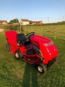 COUNTAX C330H RIDE ON LAWN MOWER, RUNS, DRIVES AND CUTS *NO VAT*