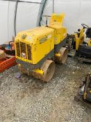 WACKER NEUSON RT82 TRENCH ROLLER, STARTS, RUNS AND DOES EVERYTHING IT SHOULD *NO VAT*