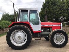 MASSEY FERGUSON 698 TRACTOR, RUNS AND DRIVES *PLUS VAT*