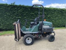 HAYTER LT324 RIDE ON LAWN MOWER, STARTS FIRST TIME, FULL WORKING ORDER, YEAR 2006 *PLUS VAT*