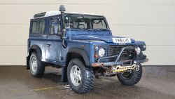 LAND ROVER DEFENDER 90 TD5, JCB 3CX PROJECT 8, DEFENDER 110, DOOSAN FORKLIFTS, GOLF BUGGYS, TELEHANDLERS, ENDS FROM 7PM today