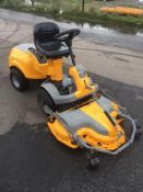 STIGA PARK 740 PWX ARTICULATED RIDE ON LAWN MOWER, RUNS AND WORKS, SHOWING 126 HOURS *NO VAT*