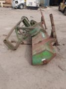 HYDRAULIC YARD SWEEPER *NO VAT*