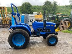 JIMNA 254T COMPACT TRACTOR, 4 WHEEL DRIVE, RUNS, WORKS AND DRIVES *PLUS VAT*