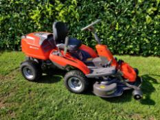 2020 BRAND NEW HUSQVARNA R 213C MULCHING RIDE ON LAWN MOWER *PLUS VAT*