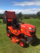 2015 KUBOTA G23-II RIDE ON LAWN MOWER, RUNS, DRIVES & CUTS, EX DEMO CONDITION, 203 HOURS *PLUS VAT*