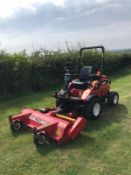 2004 SHIBAURA CM364 RIDE ON LAWN MOWER, RUNS, DRIVES AND CUTS, ROAD LEGAL, 2080 HOURS *PLUS VAT*