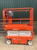 2018 SNORKEL S3219E SCISSOR LIFT, RUNS, DRIVES AND LIFTS *PLUS VAT*