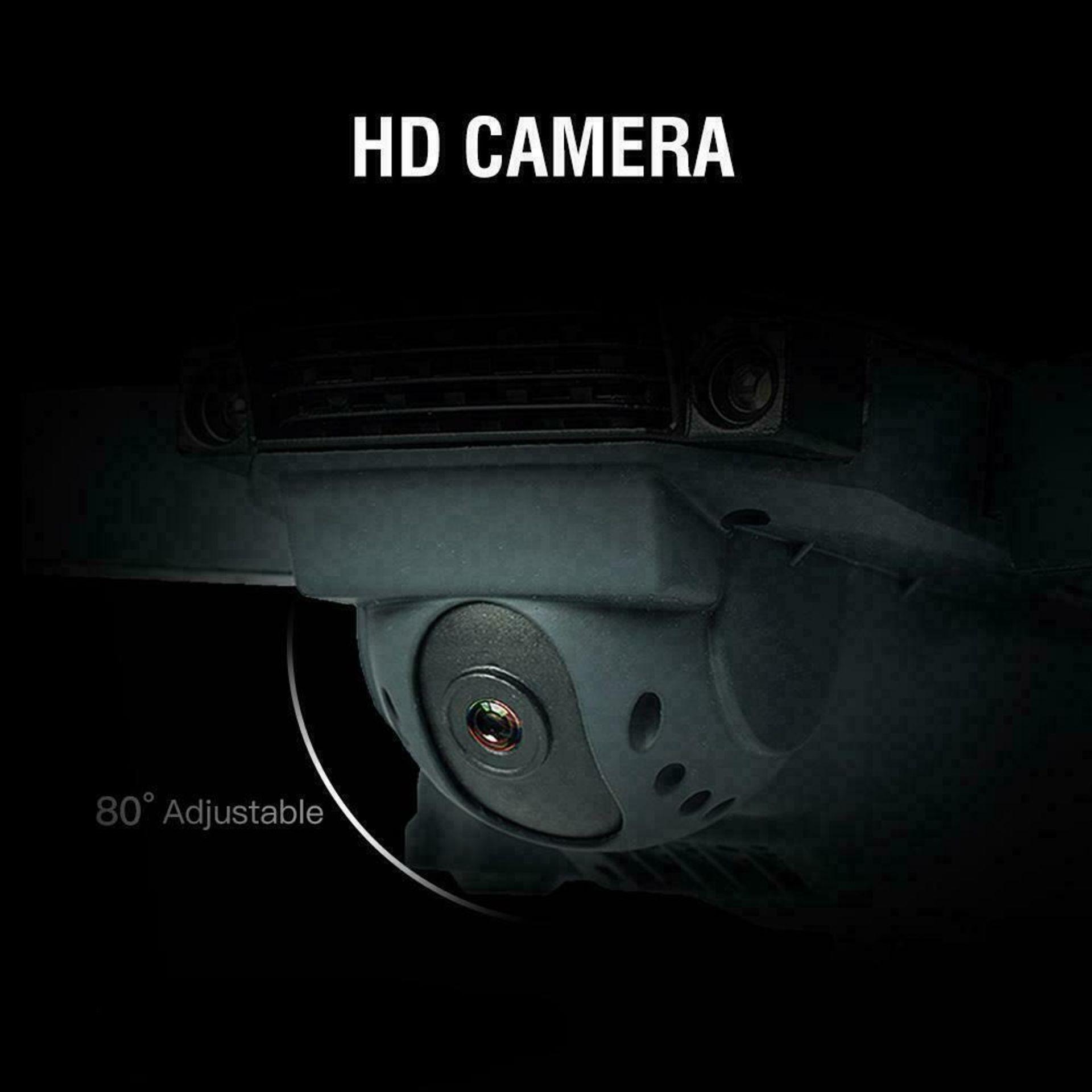 NEW & UNUSED DRONE X PRO WIFI FPV 1080P HD CAMERA FOLDABLE RC QUADCOPTER + BAG *PLUS VAT* - Image 3 of 9
