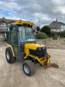 KUBOTA B2110H COMPACT TRACTOR, RUNS AND DRIVES *PLUS VAT*