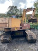 CASE POCLAIN 1088 STEEL TRACKED EXCAVATOR / DIGGER, RUNS, DRIVES AND DIGS *PLUS VAT*
