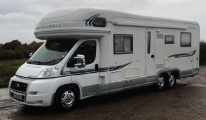 2008/58 Auto Trail Cheyenne 840 22K MILES !! LATE ENTRY !