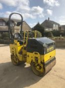 2002 BOMAG BW80 AD-2, RUNS, DRIVES AND VIBRATES, CLEAN MACHINE *PLUS VAT*