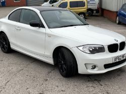 2012 BMW 118D ES COUPE, FORD TRANSIT 115, YANMAR LD18 LAWN MOWER, TORO TIMECUTTER MOWER, JCB 926 FORKLIFT! CARS VANS Ending TUESDAY FROM 7PM