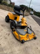 STIGA COMPACT 16 4WD RIDE ON LAWN MOWER, RUNS, DRIVES AND CUTS, CLEAN MACHINE, 4WD *NO VAT*