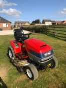 YANMAR LD18 RIDE ON LAWN MOWER, RUNS, DRIVES AND CUTS *NO VAT*