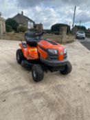 HUSQVARNA LT151 RIDE ON LAWN MOWER, RUNS, DRIVES AND CUTS, VERY CLEAN, KOHLER ENGINE *NO VAT*