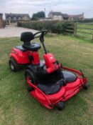 MOUNTFIELD 4155H RIDE ON LAWN MOWER, RUNS, DRIVES AND CUTS, CLEAN MACHINE, 4WD *NO VAT*