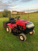 LAWNFLITE 604 RIDE ON LAWN MOWER, RUNS, DRIVES AND CUTS *NO VAT*