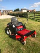 TORO TIMECUTTER ZS4200T RIDE ON LAWN MOWER, RUNS, DRIVES AND CUTS, GREAT CONDITION *NO VAT*