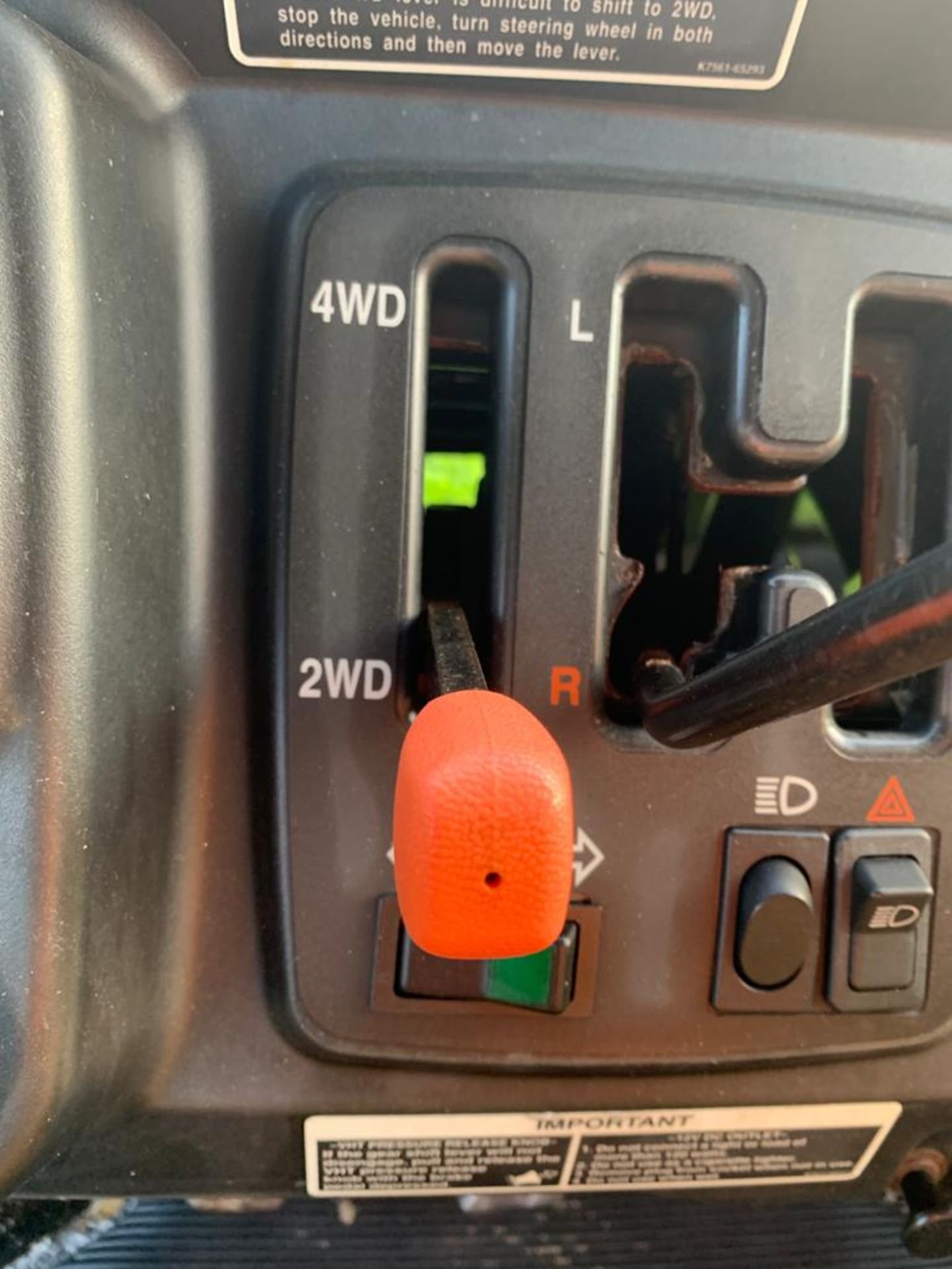 KUBOTA 4X4 DIESEL HYDRAULIC TIPPER BUGGY, RUNS, WORKS AND TIPS *PLUS VAT* - Image 18 of 22