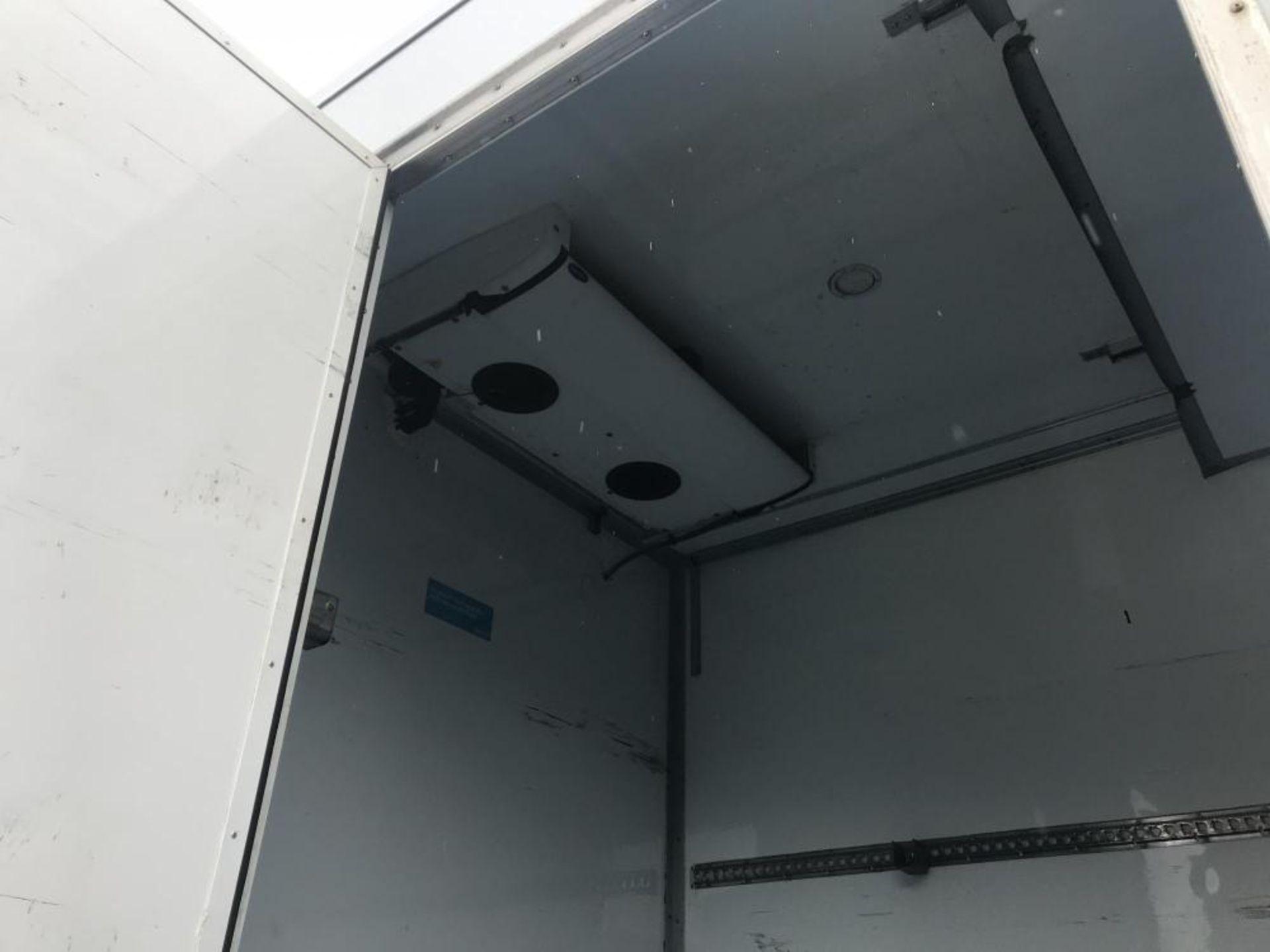 2013/63 REG MERCEDES-BENZ AXOR ATEGO 1824L DAY WHITE FRIDGE BOX TAIL LIFT AIR SUSPENSION *PLUS VAT* - Image 19 of 21