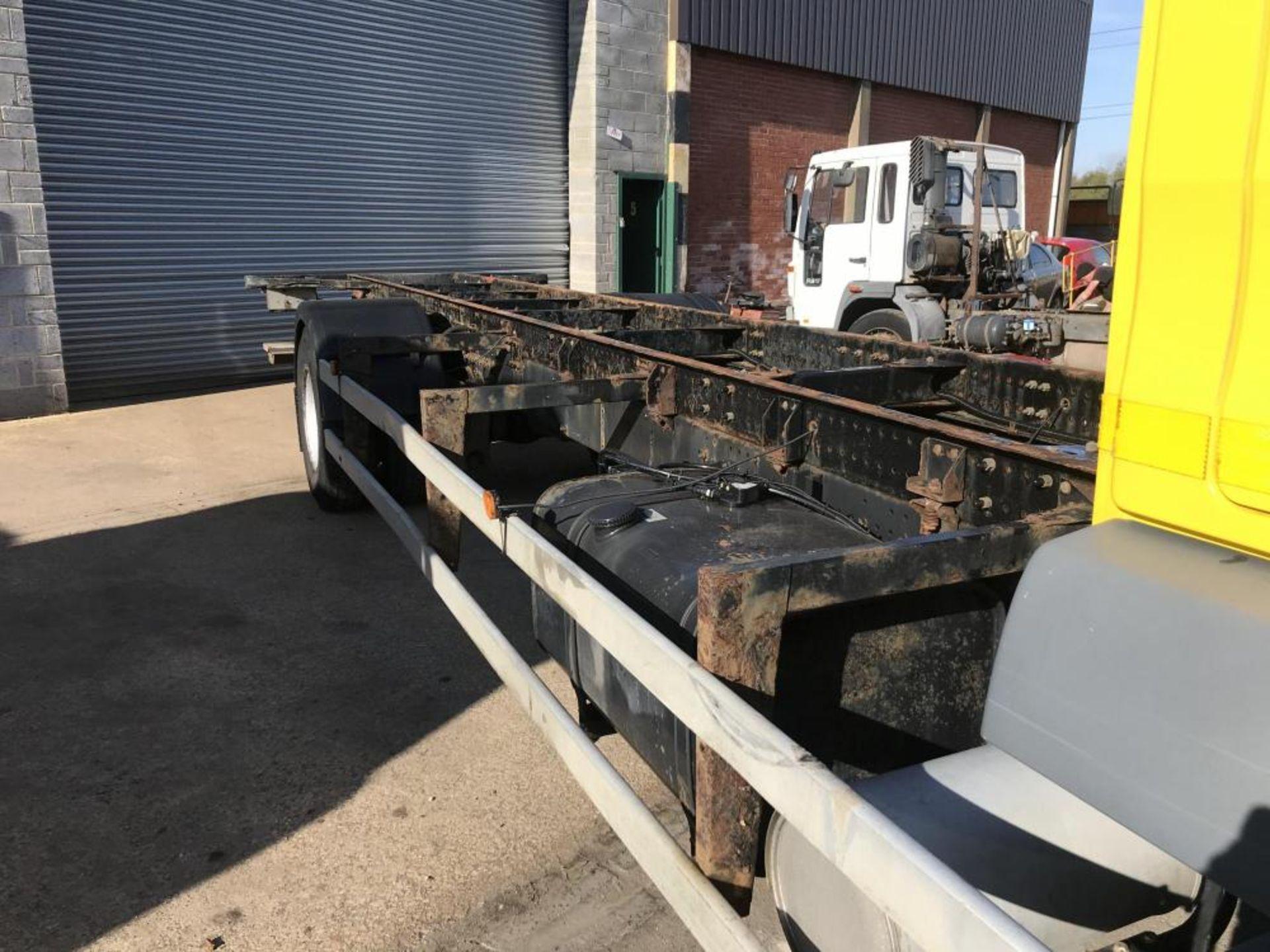 2012/12 REG MAN TG-M 18.250 4X2 LL L 6.9L DIESEL SLEEPER CAB AUTO GEARBOX GOOD CONDITION *PLUS VAT* - Image 6 of 15