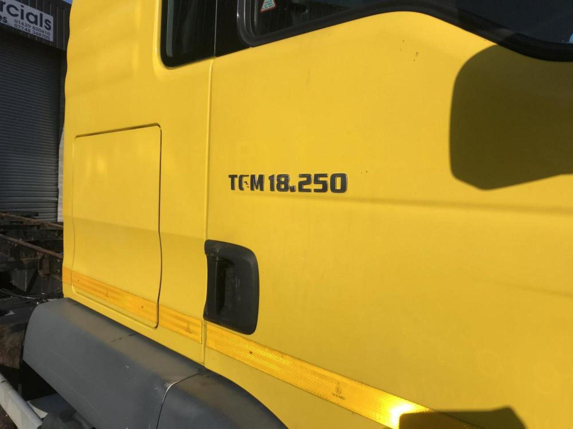 2012/12 REG MAN TG-M 18.250 4X2 LL L 6.9L DIESEL SLEEPER CAB AUTO GEARBOX GOOD CONDITION *PLUS VAT* - Image 4 of 15