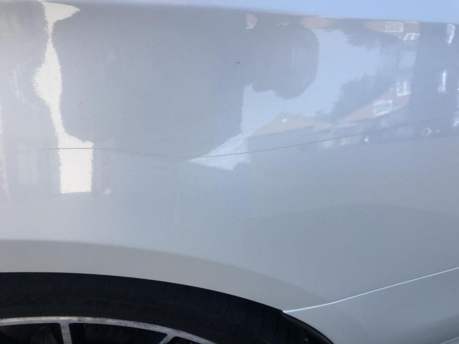 2016/66 REG MERCEDES E CLASS E 350 D AMG LINE PREMIUM 3.0L AUTOMATIC WHITE SALOON 255BHP *NO VAT* - Image 6 of 15