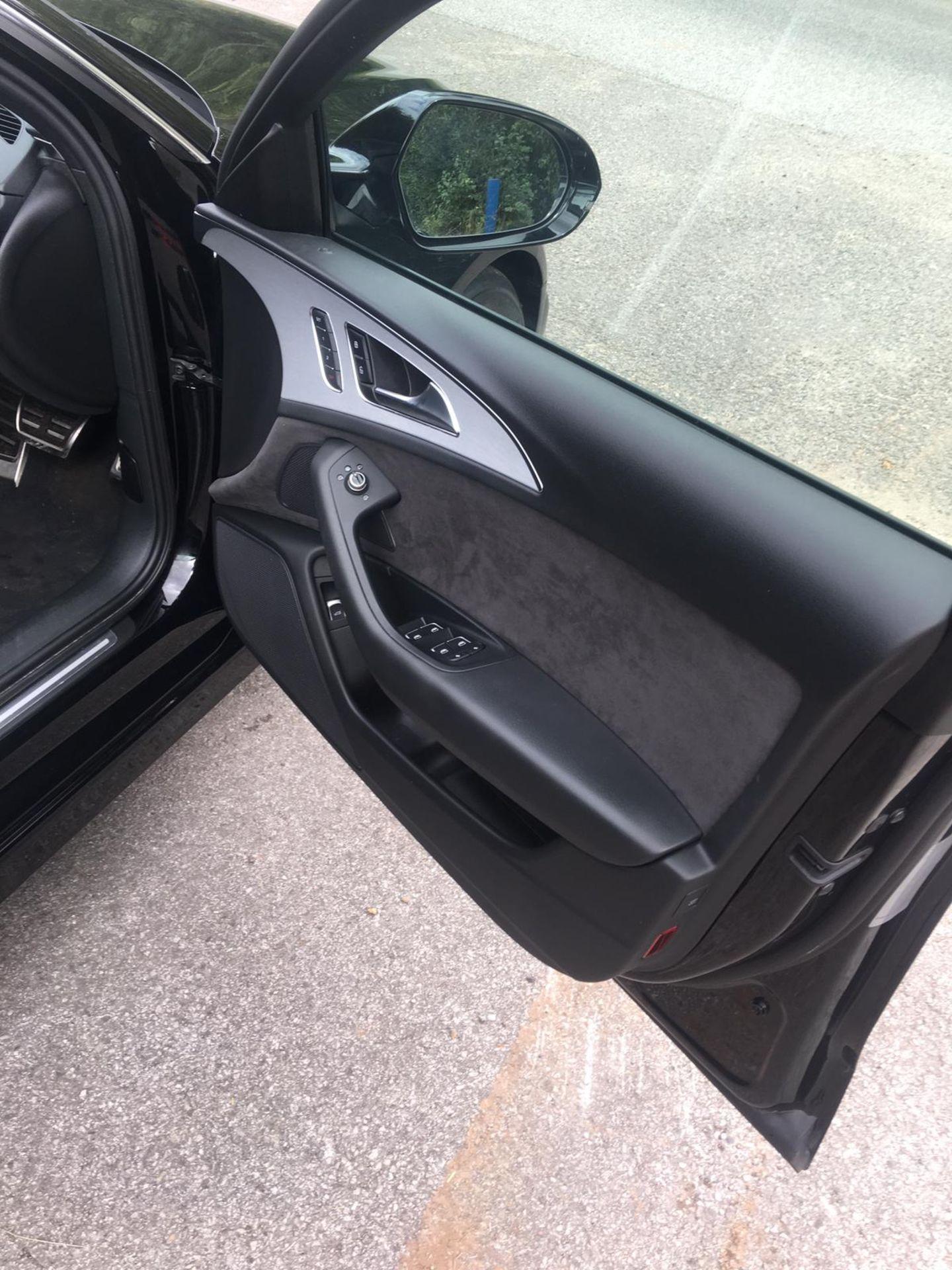 2018/18 REG AUDI A6 S LINE TDI ULTRA SEMI-AUTO 2.0 DIESEL ESTATE, SHOWING 1 FORMER KEEPER *NO VAT* - Image 18 of 33