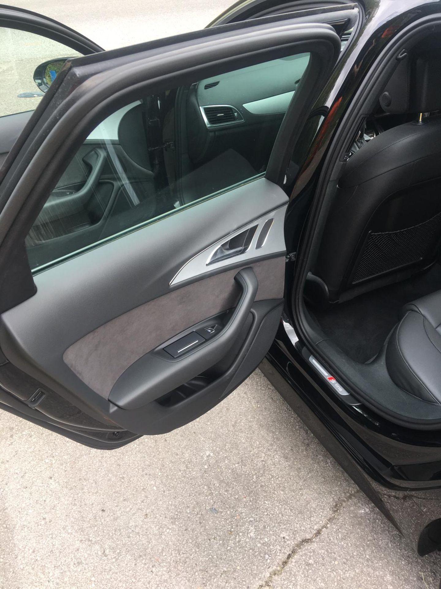 2018/18 REG AUDI A6 S LINE TDI ULTRA SEMI-AUTO 2.0 DIESEL ESTATE, SHOWING 1 FORMER KEEPER *NO VAT* - Image 30 of 33
