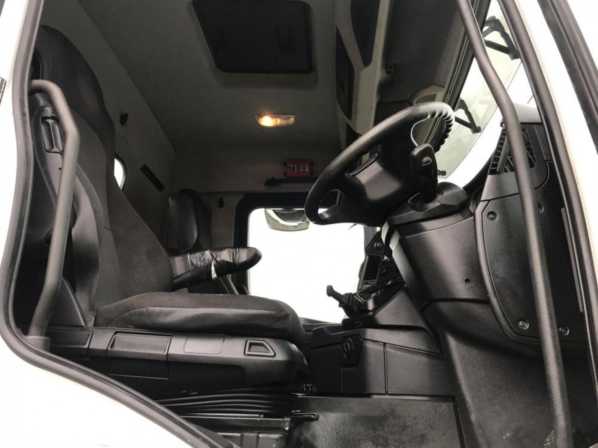 2014/64 REG MERCEDES-BENZ ACTROS 3240 HOOK LOADER 8X4 HARSH HOOK EQUIPMENT, AUTO GEARBOX *PLUS VAT* - Image 21 of 24