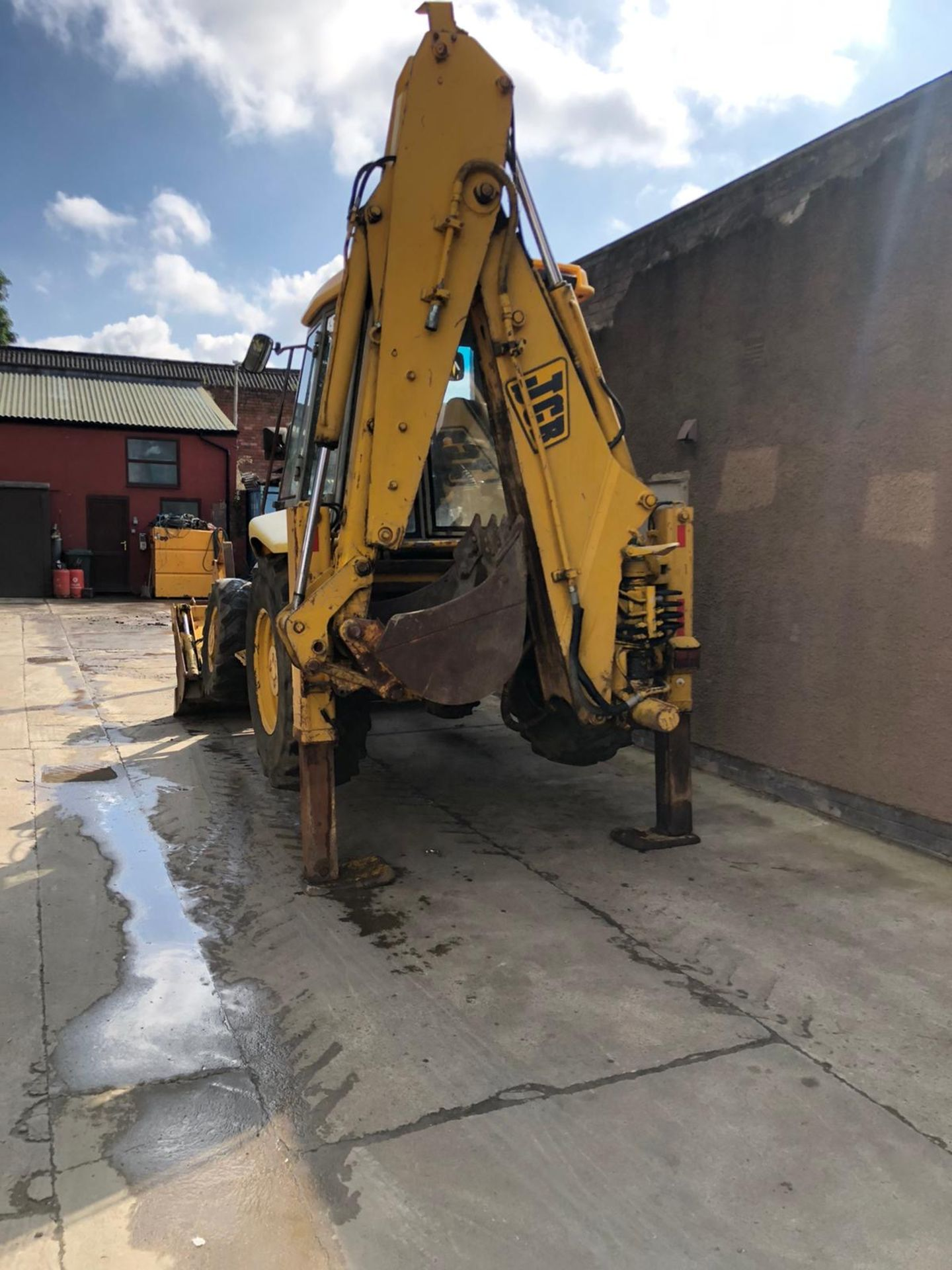 JCB 3CX PROJECT 8 DIGGER, 4X4, EXTRA DIG, C/W 3 BUCKETS, HOURS FROM NEW 7434 ONLY *NO VAT* - Image 3 of 16