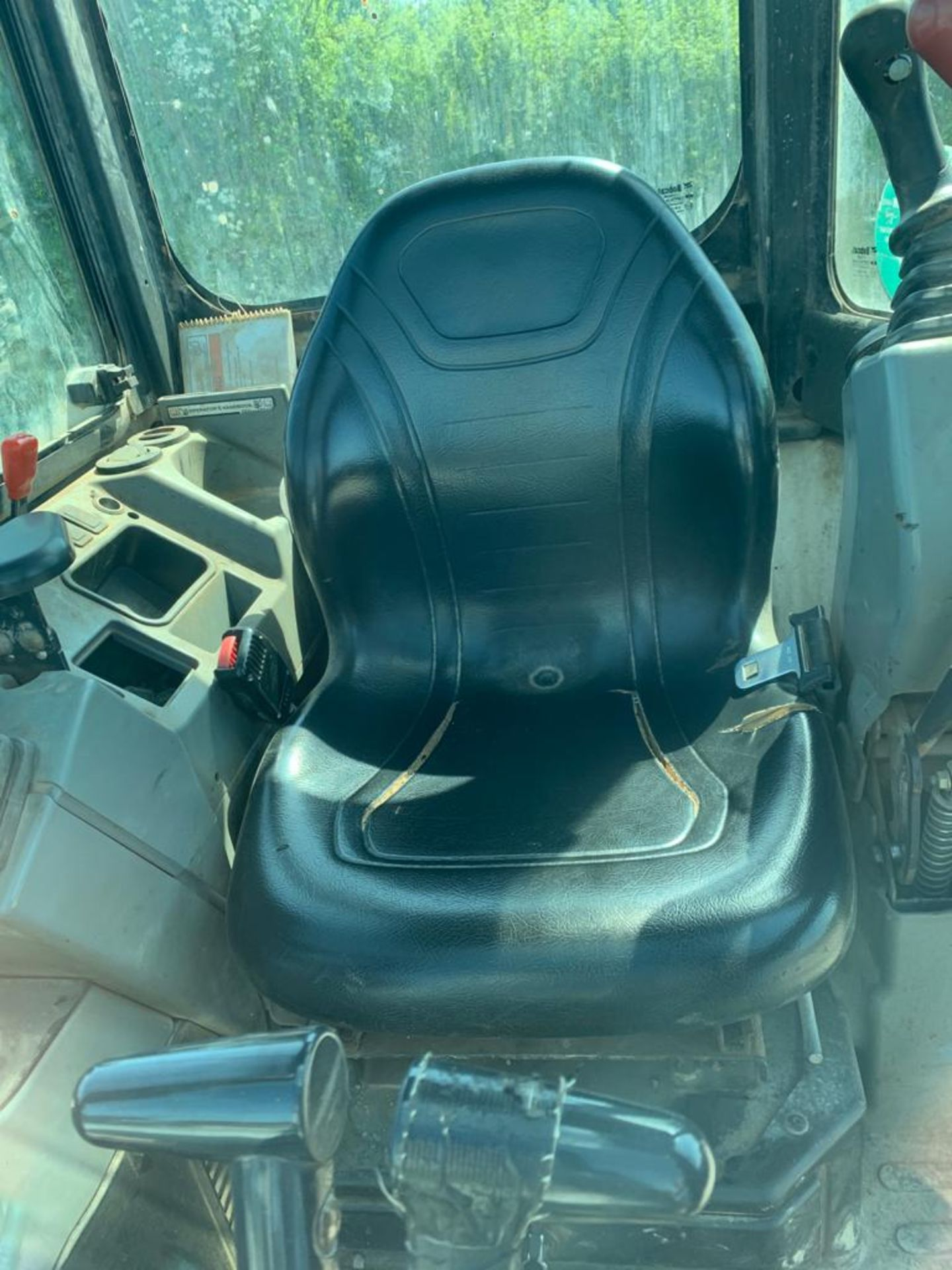 2014 BOBCAT E25 RUBBER TRACKED COMPACT EXCAVATOR / DIGGER, 15.3 KW, MASS 2516 KG *PLUS VAT* - Image 15 of 19