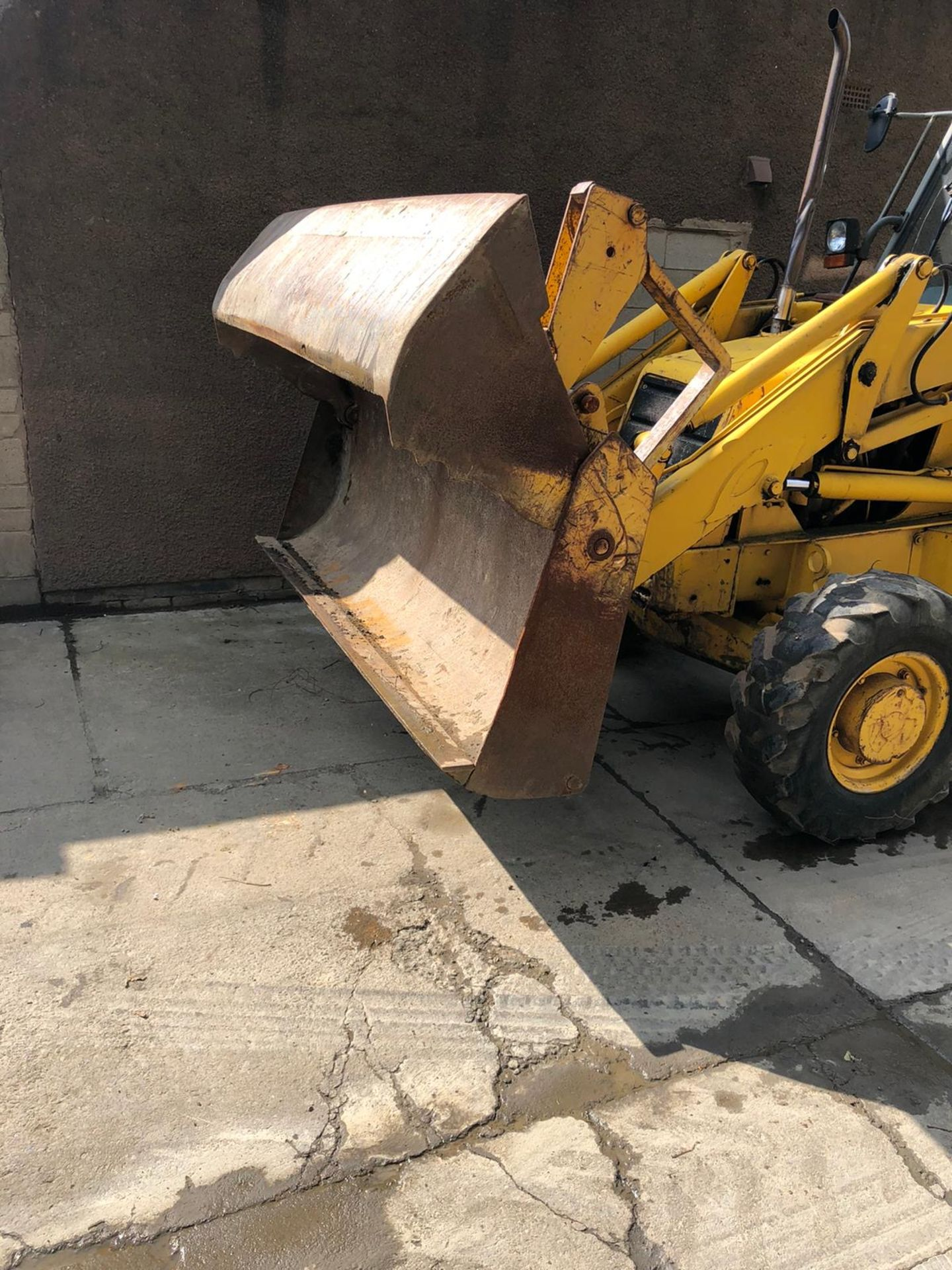 JCB 3CX PROJECT 8 DIGGER, 4X4, EXTRA DIG, C/W 3 BUCKETS, HOURS FROM NEW 7434 ONLY *NO VAT* - Image 5 of 16