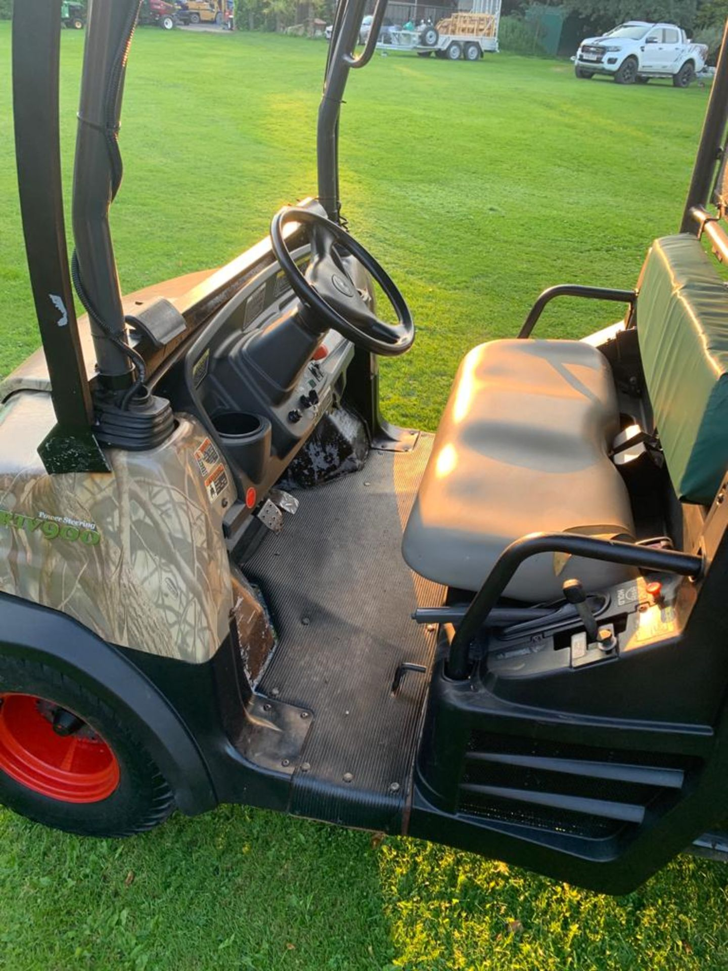 KUBOTA 4X4 DIESEL HYDRAULIC TIPPER BUGGY, RUNS, WORKS AND TIPS *PLUS VAT* - Image 20 of 22
