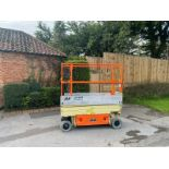 JLG 1930ES ACCESS PLATFORM SCISSOR LIFT, YEAR 2014, ONLY 135 HOURS *PLUS VAT*
