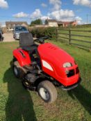 LAWNSTAR LS160H RIDE ON LAWN MOWER, RUNS, DRIVES AND CUTS, C/W GRASS DEFLECTOR *NO VAT*