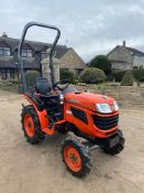 KUBOTA B1820 TRACTOR, RUNS AND DRIVES, CLEAN MACHINE *PLUS VAT*