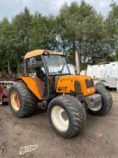 2005 RENAULT 210 PALES TRACTOR, RUNS AND DRIVES *PLUS VAT*