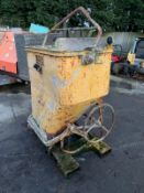 500L CONCRETE BUCKET *PLUS VAT*