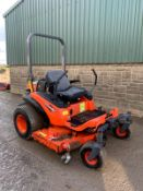 KUBOTA ZD326S ZERO TURN MOWER, RUNS, DRIVES AND CUTS, CLEAN MACHINE *PLUS VAT*