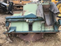 FIELD DRAINAGE AND ELEVATOR TRENCHER - 1 PTO *PLUS VAT*