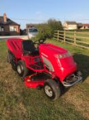 COUNTAX C800H 4WD RIDE ON MOWER, RUNS, DRIVES, CUTS, GREAT CLEAN CONDITION, VERY LOW HOURS 340