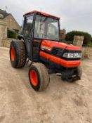 KUBOTA L4200 COMPACT TRACTOR, RUNS AND DRIVES, CLEAN MACHINE *PLUS VAT*