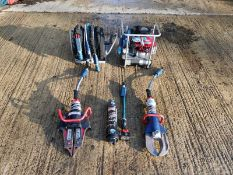 LUKAS JAWS OF LIFE, FIRE & RESCUE CUTTING EQUIPMENT *PLUS VAT*