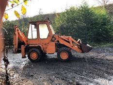 KUBOTA RW25 4X4 BACKHOE DIGGER C/W 1 X REAR BUCKET *PLUS VAT*
