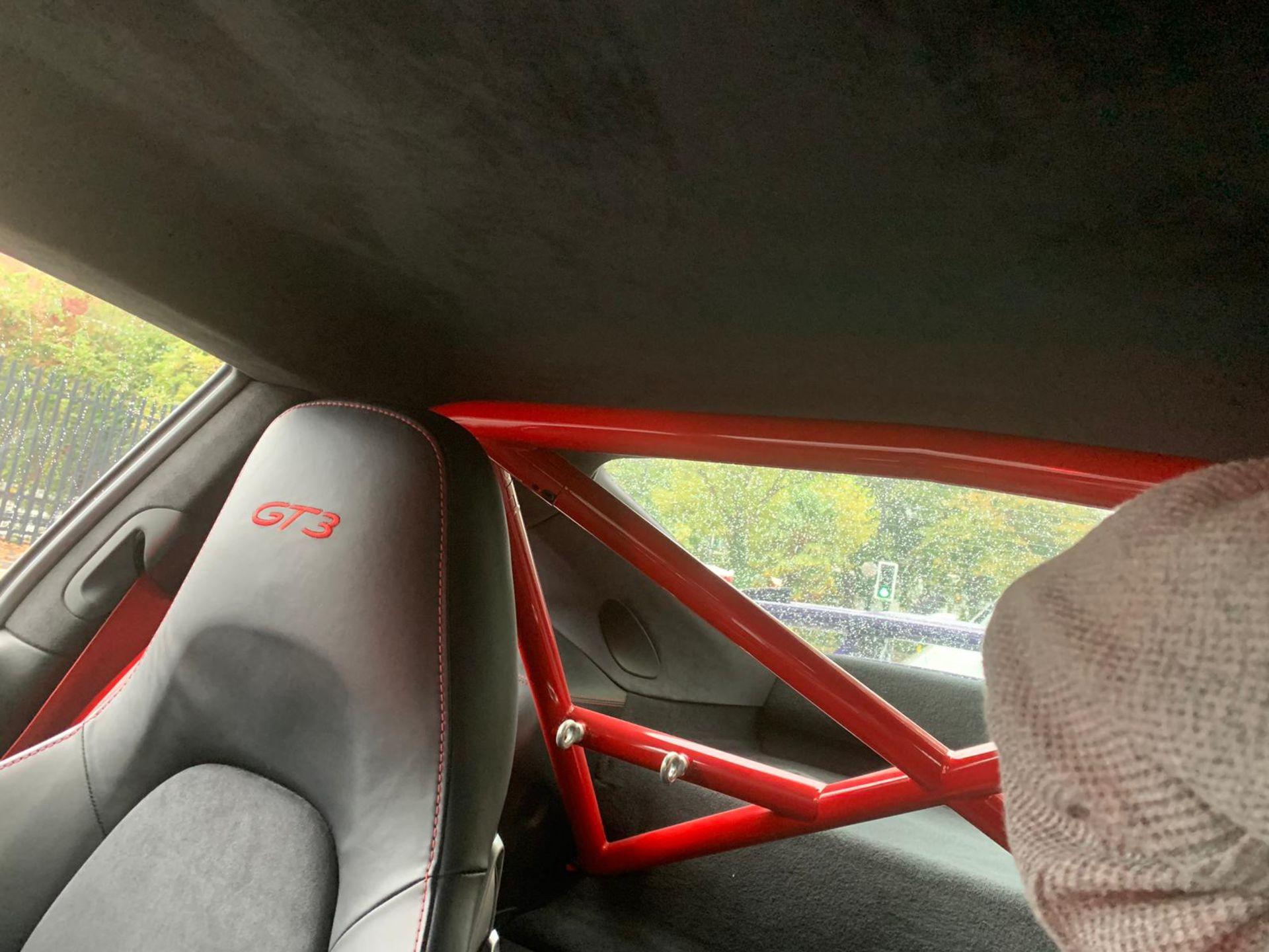 Lot 515 - 2014 PORSCHE GT3 CLUB SPORT, ROLE CAGE, CARBON PACK, RACING SEATS, PDK TRANSMISSION *PLUS VAT*