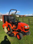 KUBOTA BX2350 COMPACT TRACTOR, RUNS, DRIVES AND CUTS, CLEAN MACHINE *PLUS VAT*