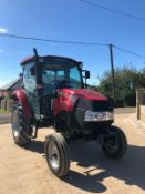 2018 CASE FARM IH 55C TRACTOR 2WD, RUNS AND DRIVES, EX DEMO CONDITION, CLEAN MACHINE *PLUS VAT*